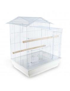 Gabbia uccelli L 48 x P 38,5 x H 55 cm
