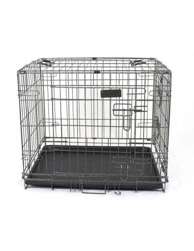 Gabbia per cani trasportino box cani pieghevole