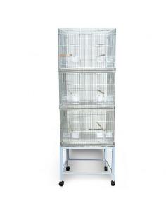 Modulo gabbie per uccelli