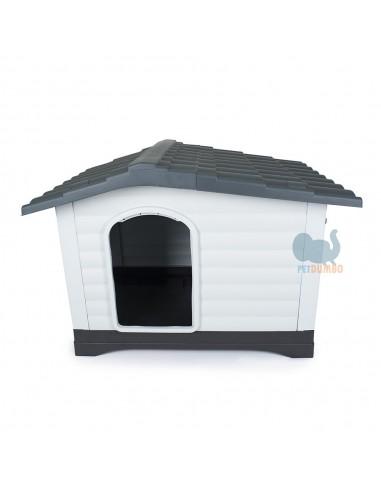 Cuccia per cani grossa taglia in plastica per esterno