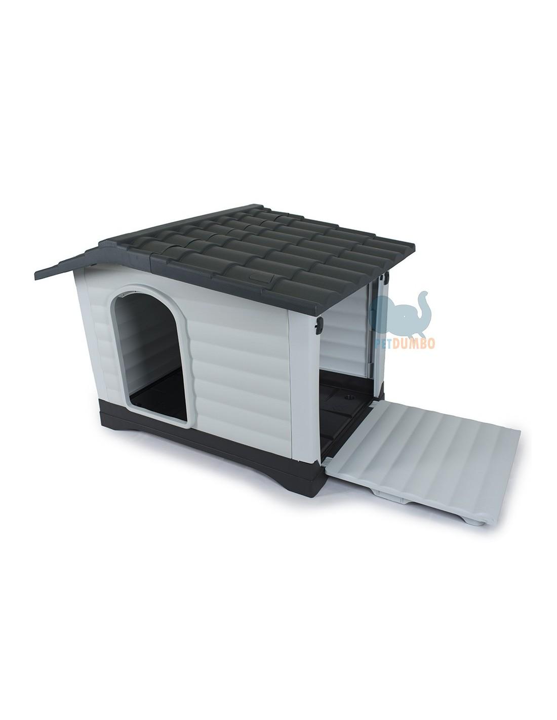 Casette Per Cani In Plastica.Cuccia Per Cani Xl Realizzata In Pvc Ad Alta Resistenza