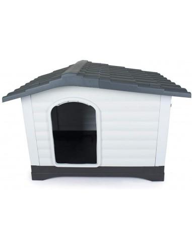cuccia per cani pvc 90x69x65 cm