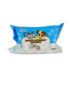 Salviette detergenti per cani