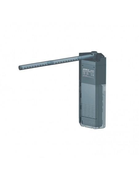 Pompa filtro angolare 180 l/h