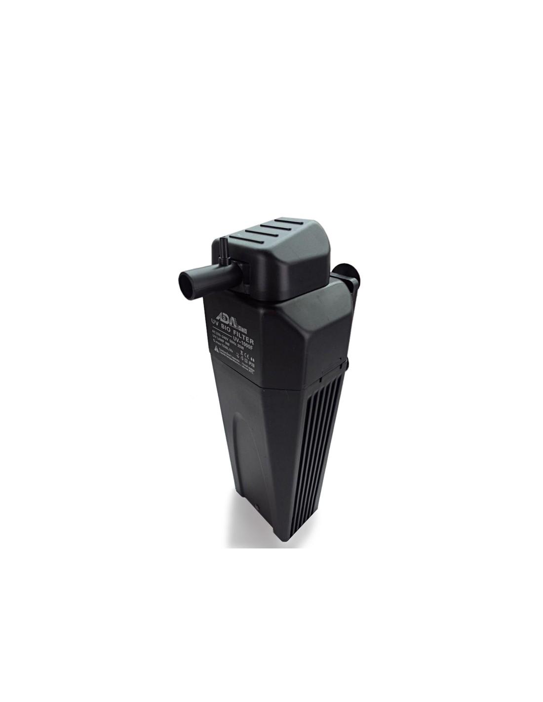 Pompa filtro con lampada uv sterilizzatore for Filtro per tartarughiera