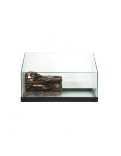 Tartarughiera in vetro 40x24