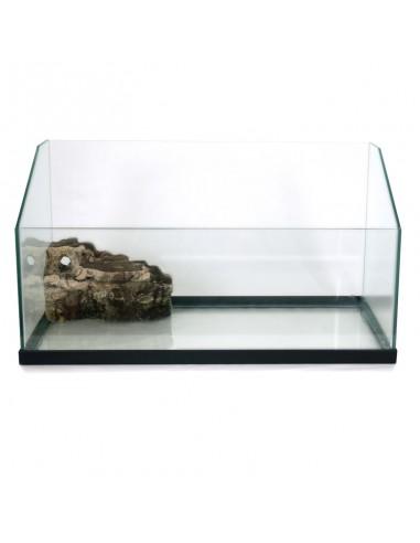 Tartarughiera in vetro 60x24