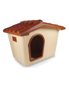 Cuccia per cani in resina plastica L