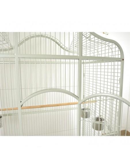 Gabbia pappagalli porta